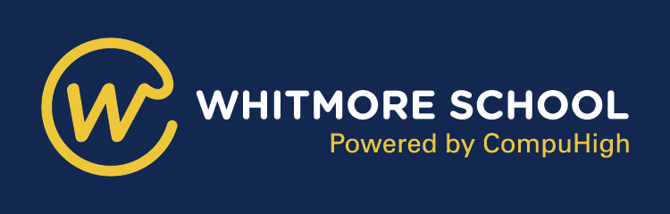Logo Whitmore School powered by CompuHigh